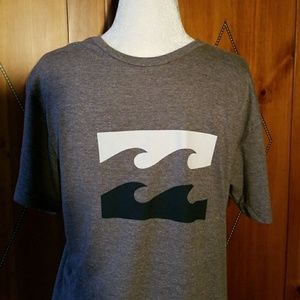BILLABONG Gray T-shirt  NWT
